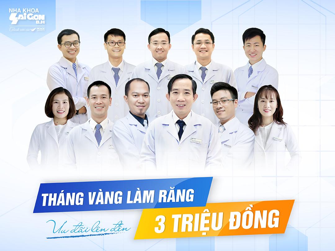 Công ty TNHH Nha Khoa SÀI GÒN B.H